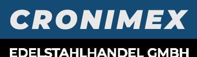 CRONIMEX Edelstahlhandel GmbH Logo